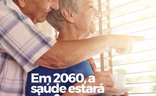 Em 2060, a saúde estará viva?